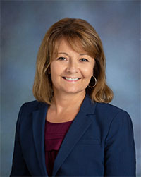 Louise Bonvechio, Treasurer and Corporate Secretary, Community Bancorp., Executive Vice President, Chief Financial Officer, Cashier and Corporate Secretary, Community National Bank