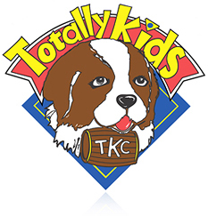 Community National Bank's Totally Kids Club Logo